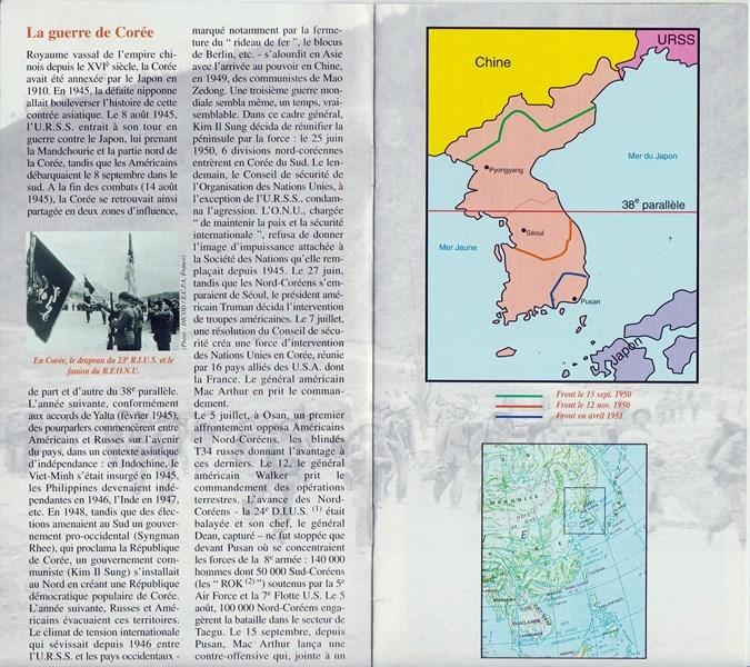La Guerre de Corée 160830042044498622