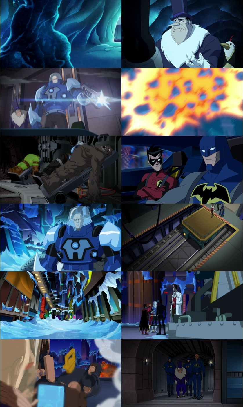 Batman Unlimited Mech vs Mutants 2016 1080p WEB-DL DD5.1 H264-FGT