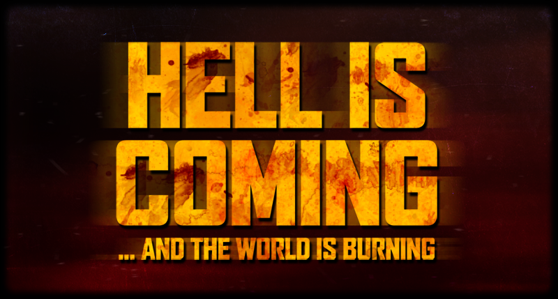 Hell Is Coming VIII 160901075217524256