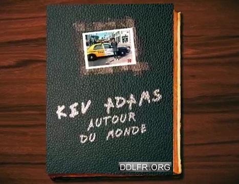 Kev Adams autour du monde