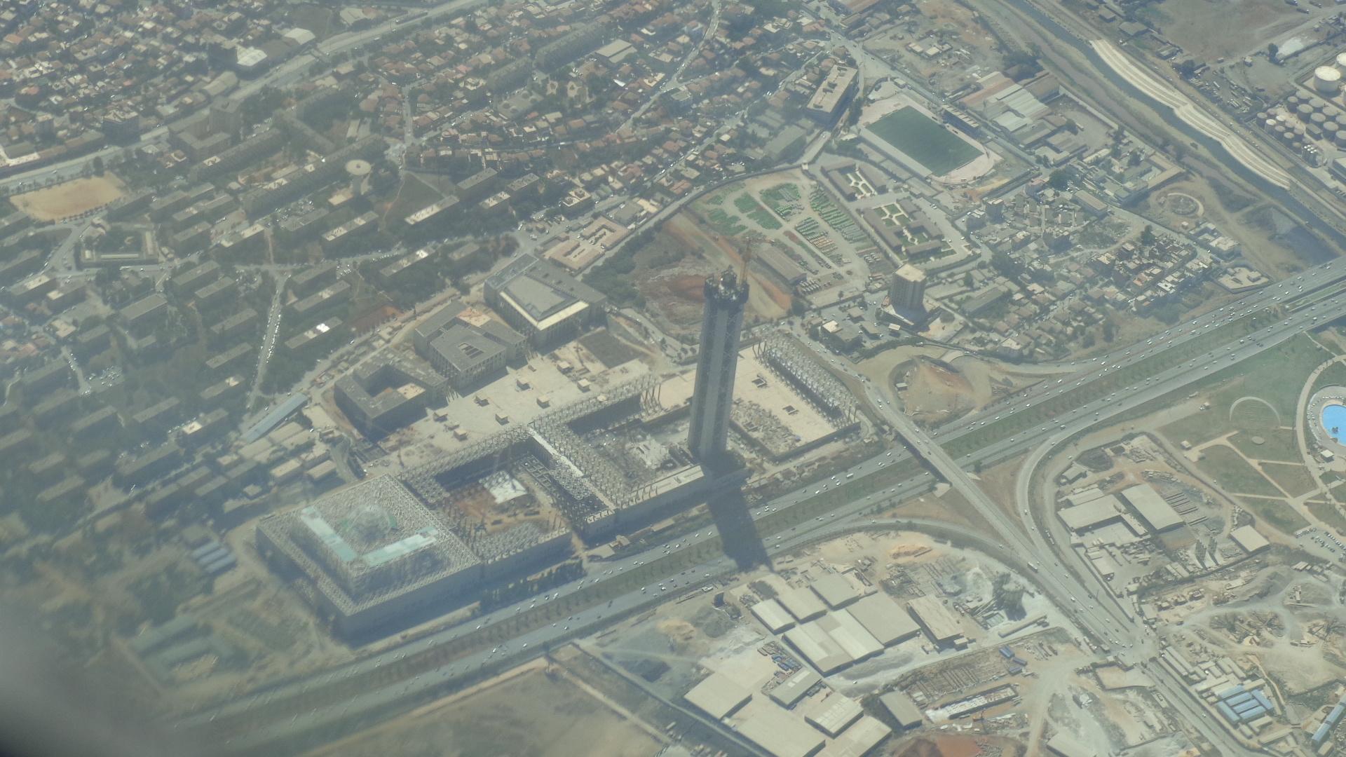 مشروع جامع الجزائر الأعظم: إعطاء إشارة إنطلاق أشغال الإنجاز - صفحة 16 160903094940794816