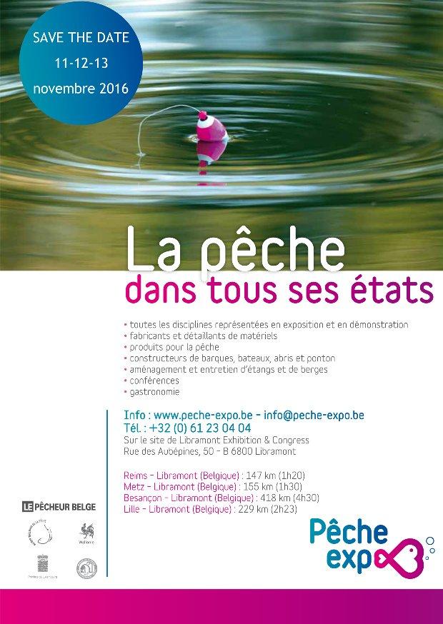 Forums fspfb p cheur belge afficher le sujet salon for Salon de la peche courcelles les lens