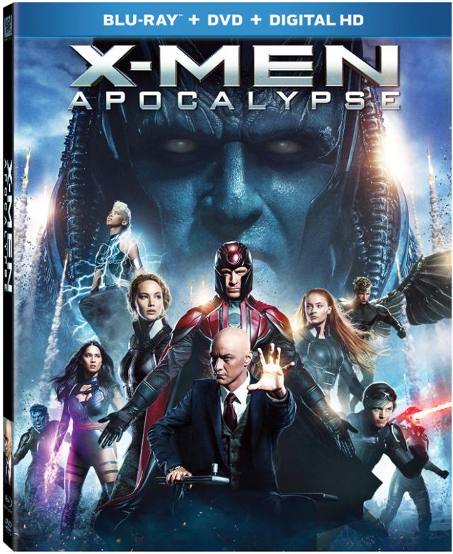 X-Men: Apocalypse (2016) poster image