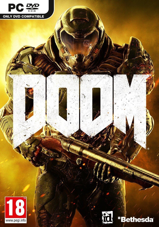 Poster for DOOM