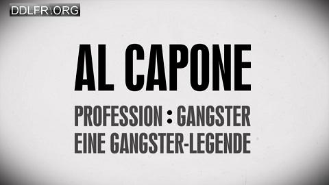 Al Capone Profession gangster