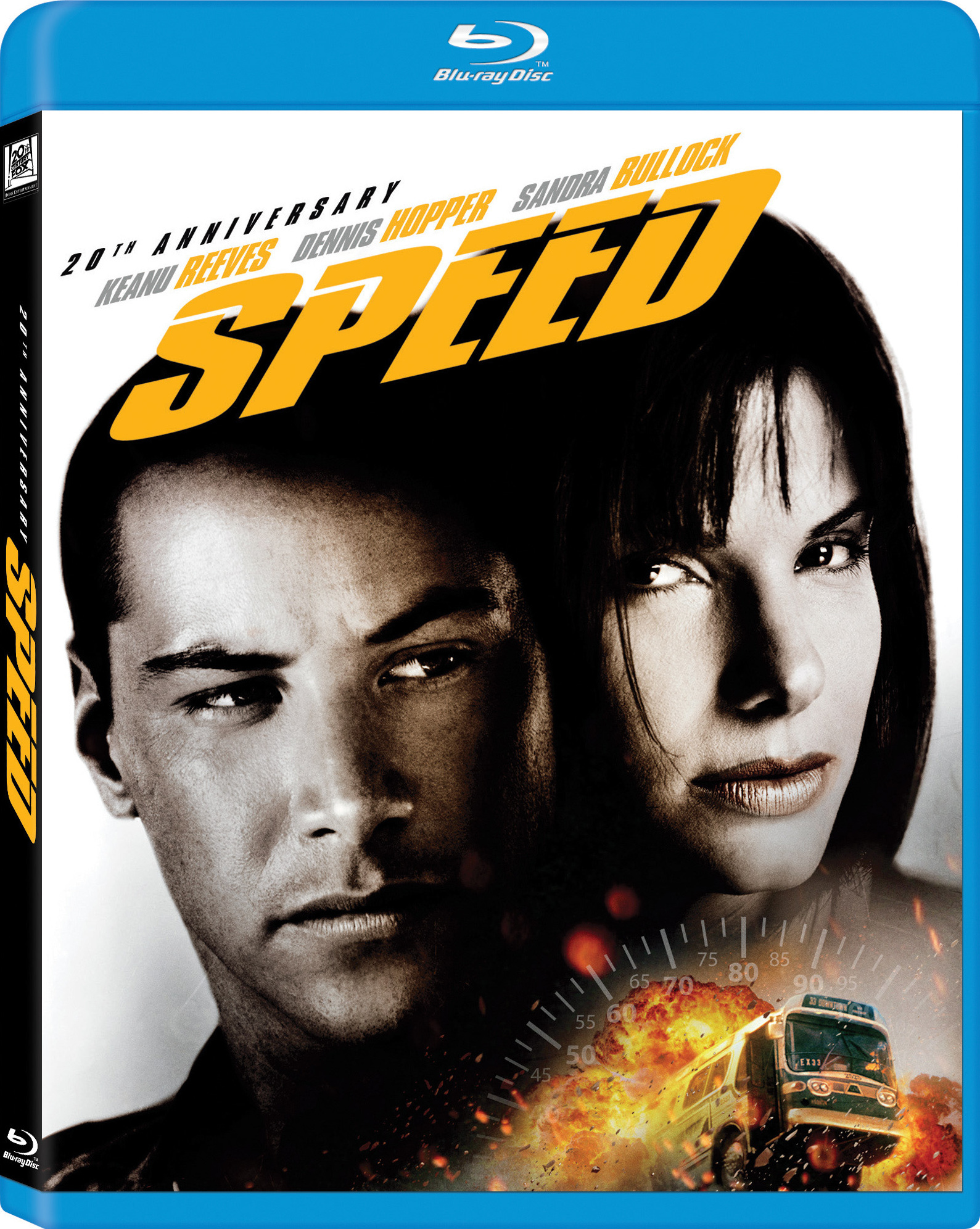 Speed (1994) poster image