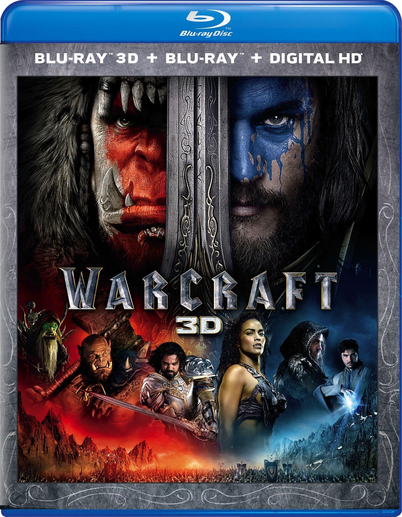 Warcraft (2016) poster image