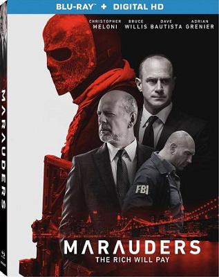 Marauders BLURAY 720p FRENCH