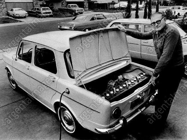 Simca 1000 électrique