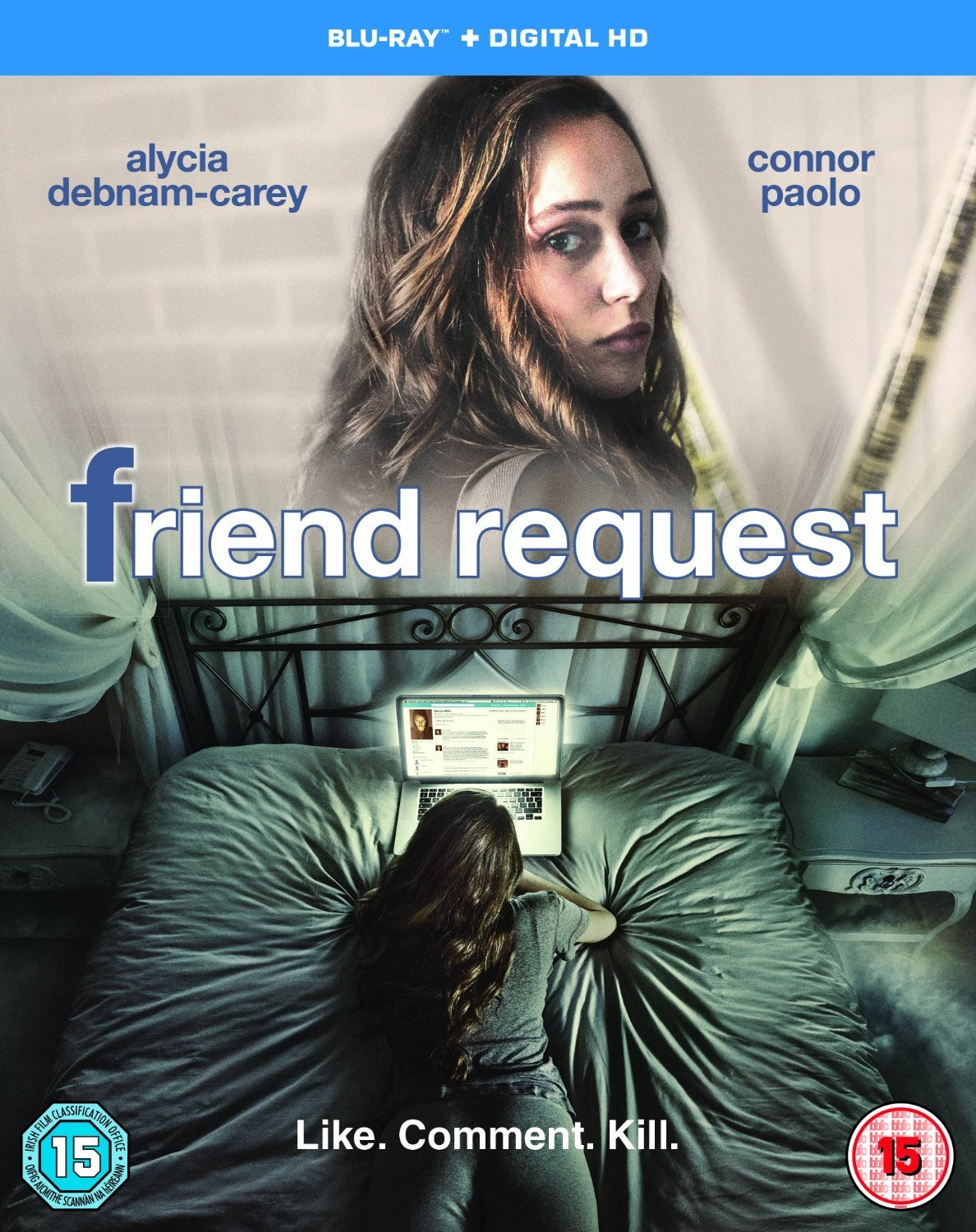 Friend Request (2016) poster image