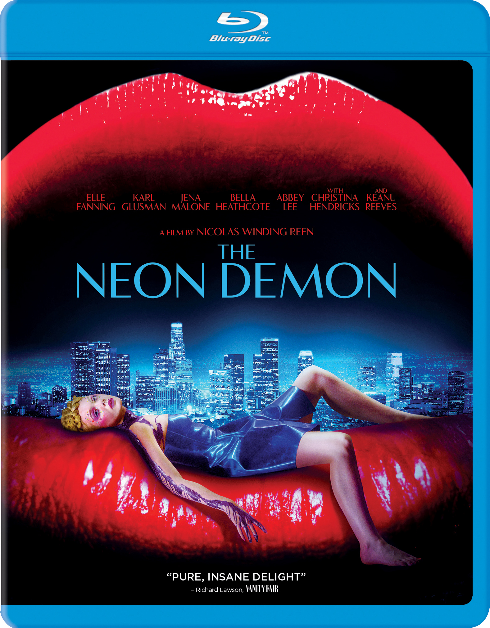 The Neon Demon (2016) poster image