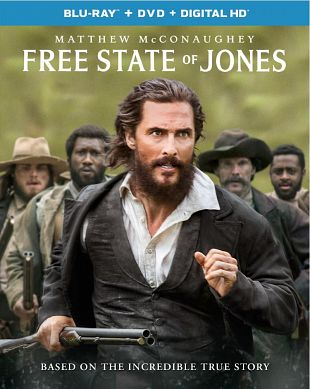 Free State of Jones (2016) poster image