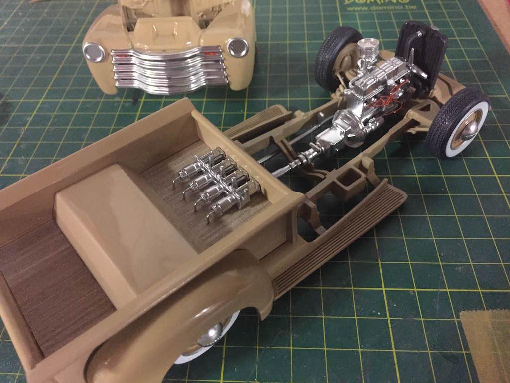 #20 : Pickup Chevrolet 3100 : Denis Speed Shop (terminé) - Page 3 160916092005825547