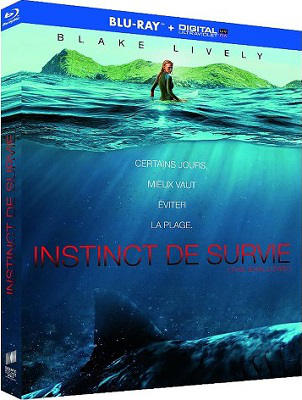 Instinct de survie The Shallows french bluray 1080p