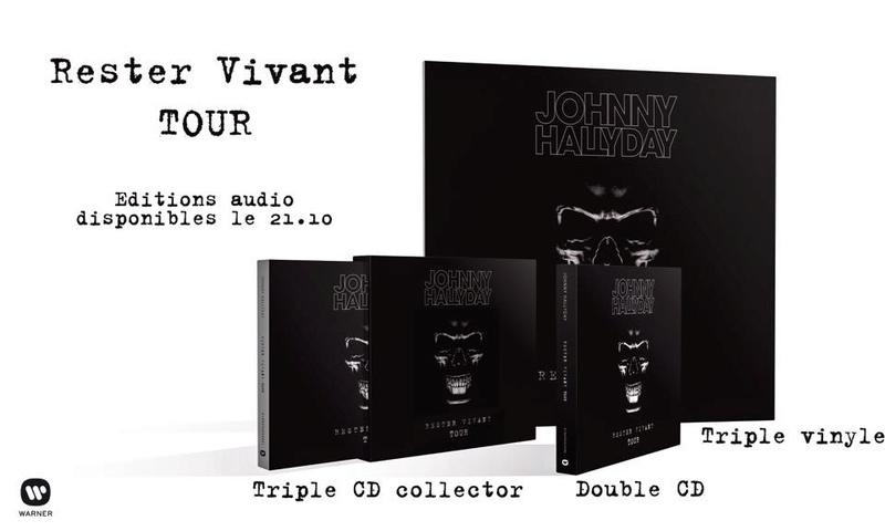Rester vivant Tour cd/dvd  160917103436857232