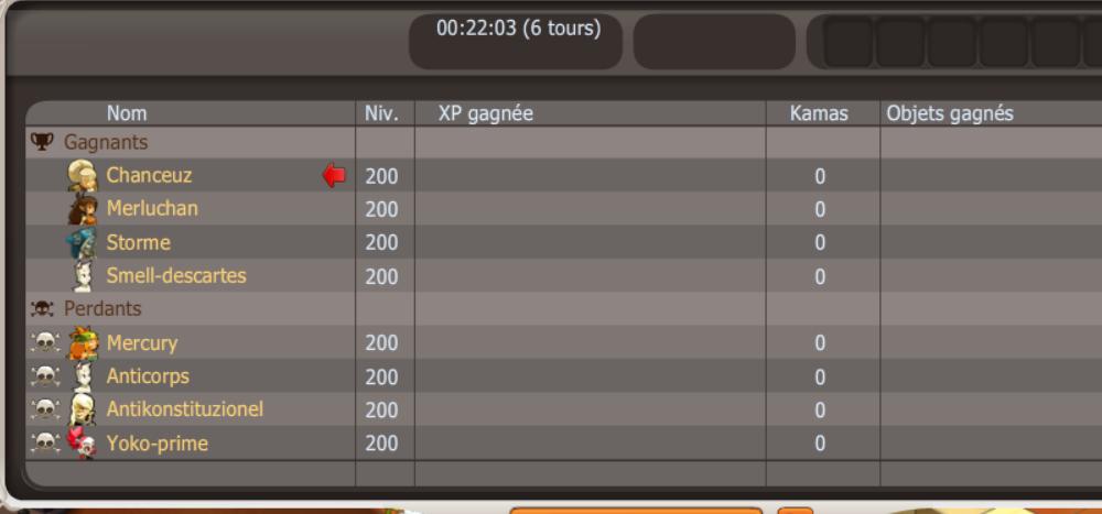 HPW 3 : Résultats des Matchs 160918101157588955