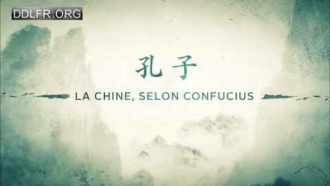 La Chine selon Confucius