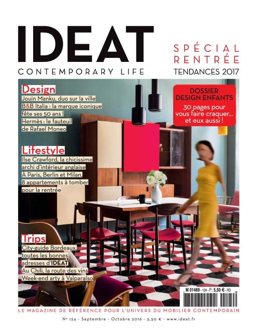 Ideat N°124 - Septembre/Octobre 2016