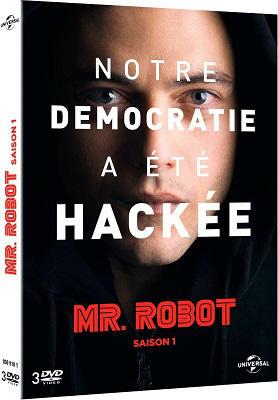 Mr. Robot Saison 01 Complete BDRIP FRENCH