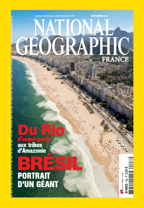 National Géographic N°158