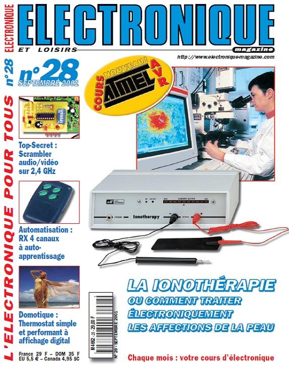 Electronique et Loisirs Magazine N°28