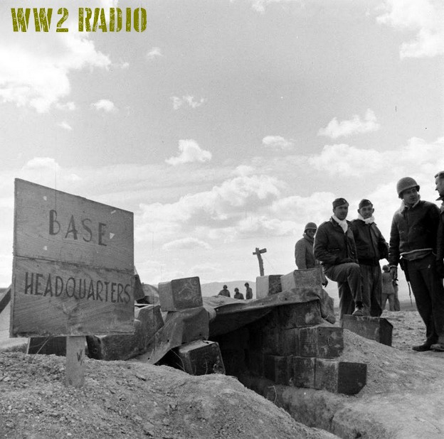 Poste de commandement avancé - Tunisie - 1943 160919071202421602