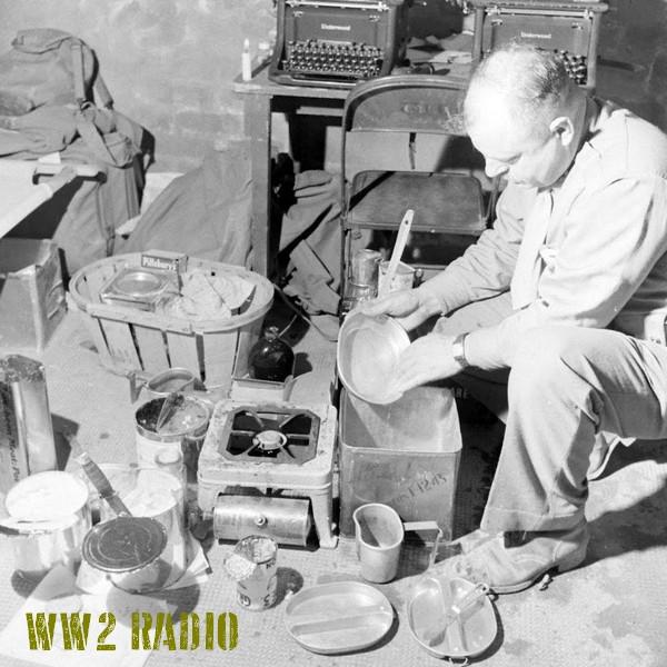 Poste de commandement avancé - Tunisie - 1943 160919071203403348