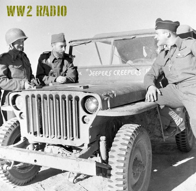 Poste de commandement avancé - Tunisie - 1943 160919071204147501