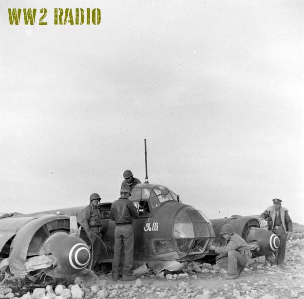 Poste de commandement avancé - Tunisie - 1943 160919071204793543