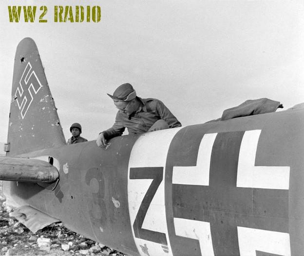 Poste de commandement avancé - Tunisie - 1943 160919071205468553