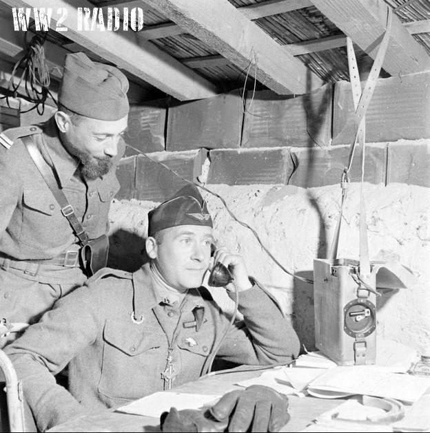 Poste de commandement avancé - Tunisie - 1943 160919071207274276