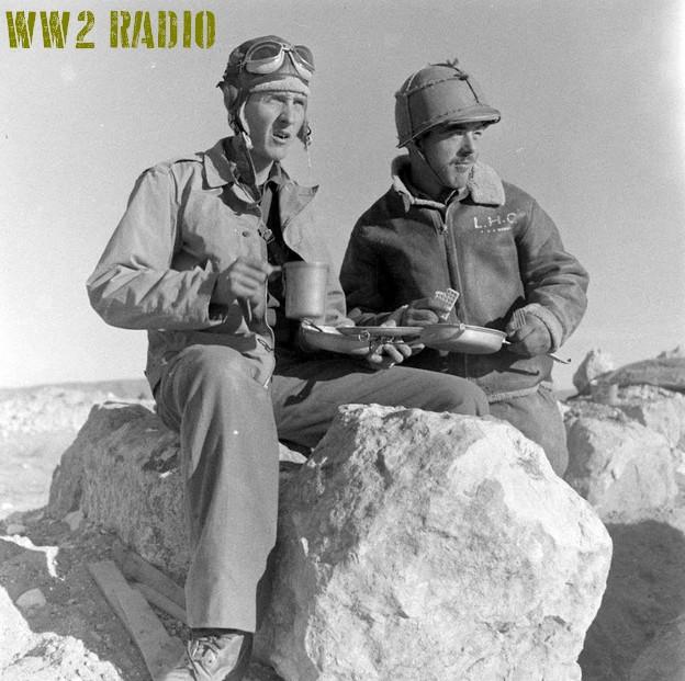 Poste de commandement avancé - Tunisie - 1943 160919071207868101