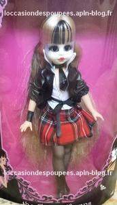 poupée gothique