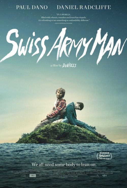 Swiss Army Man (2016) 720p.BRRip.X264.AC3-b53 / Lektor PL [IVO]