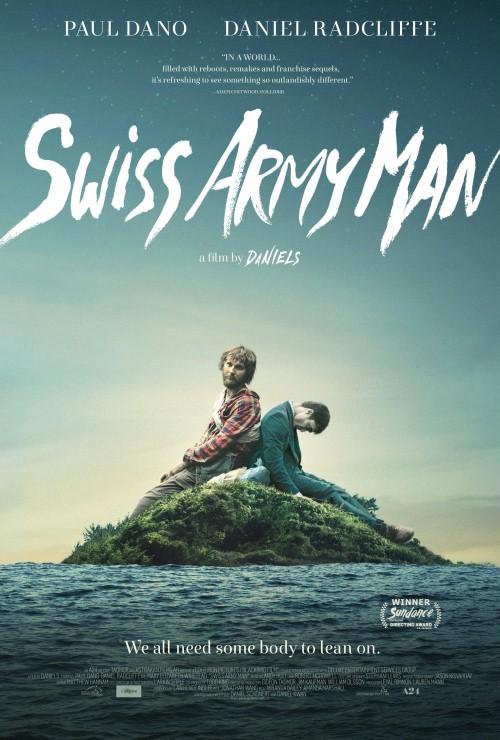 Swiss Army Man (2016) 720p.BRRip.X264.AC3-b53 / Lektor PL [IVO]