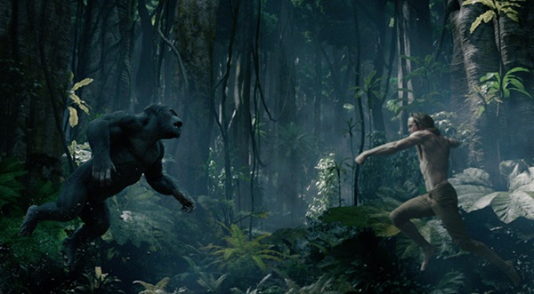The Legend of Tarzan (2016) image
