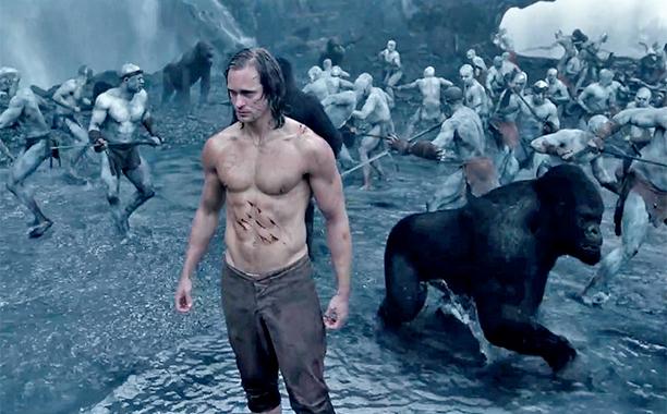 The Legend of Tarzan(2016) image