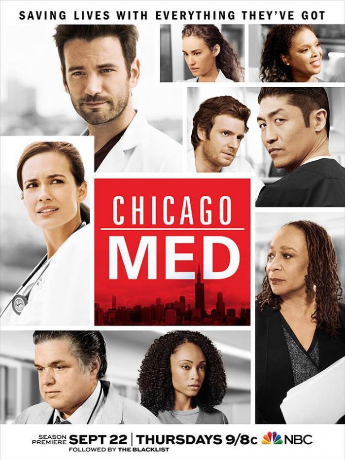 Chicago Med {Sezon 02} (2016)