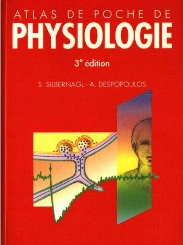 Atlas de poche de Physiologie, 3e édition