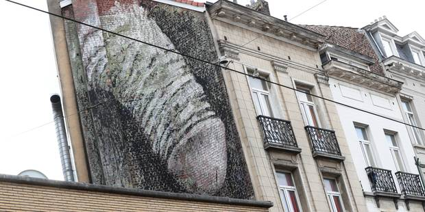 dessin de mur