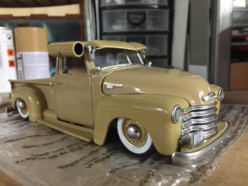 #20 : Pickup Chevrolet 3100 : Denis Speed Shop (terminé) - Page 3 160923091224767534