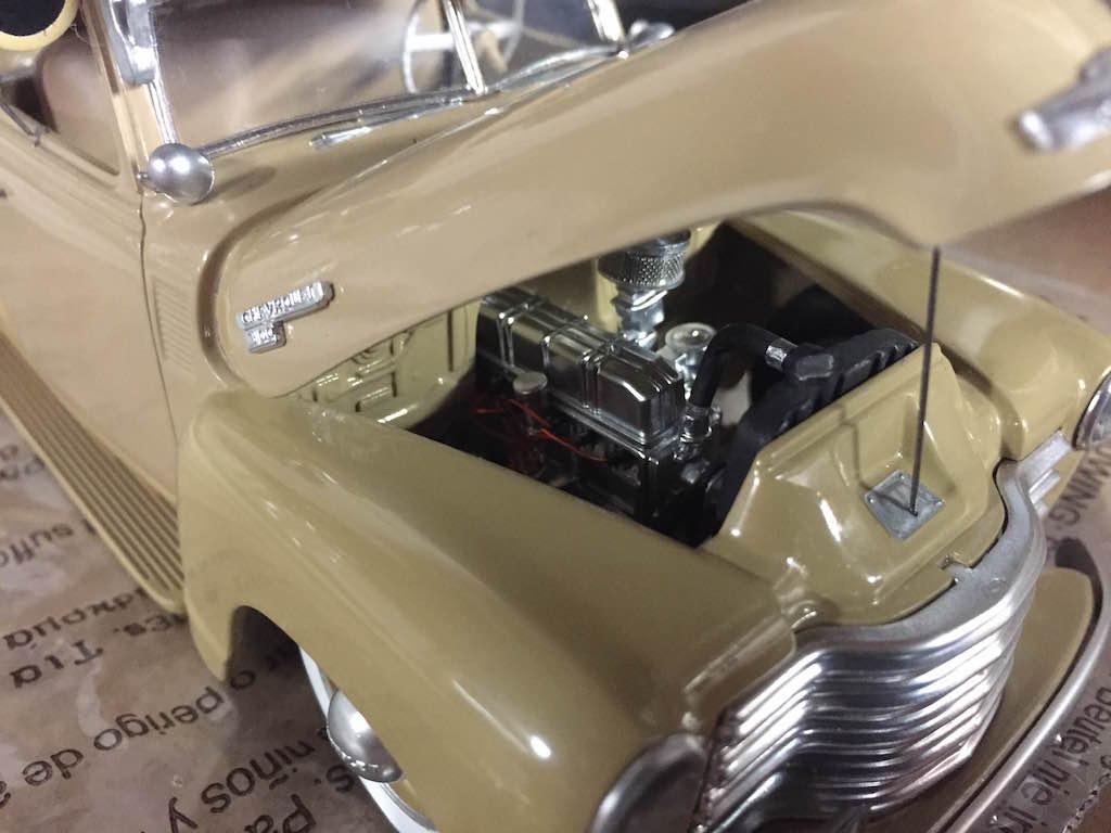 #20 : Pickup Chevrolet 3100 : Denis Speed Shop (terminé) - Page 3 160923091225231549