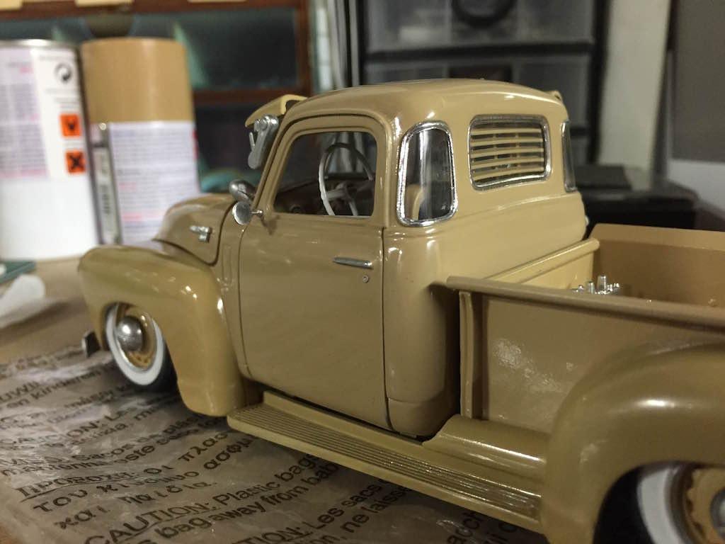 #20 : Pickup Chevrolet 3100 : Denis Speed Shop (terminé) - Page 3 160923091225344295