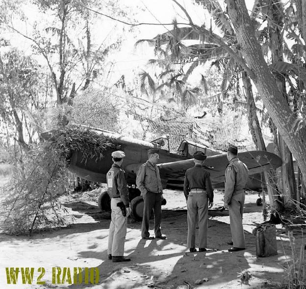 Général Clayton Bissell et 10th Air Force - Birmanie - 1943 160924092726995072