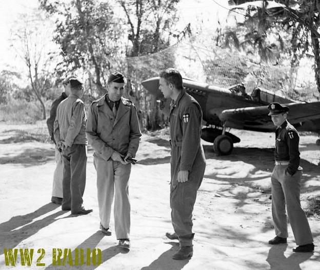 Général Clayton Bissell et 10th Air Force - Birmanie - 1943 160924092727816749