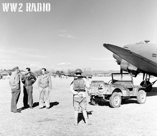 Général Clayton Bissell et 10th Air Force - Birmanie - 1943 160924095141558856