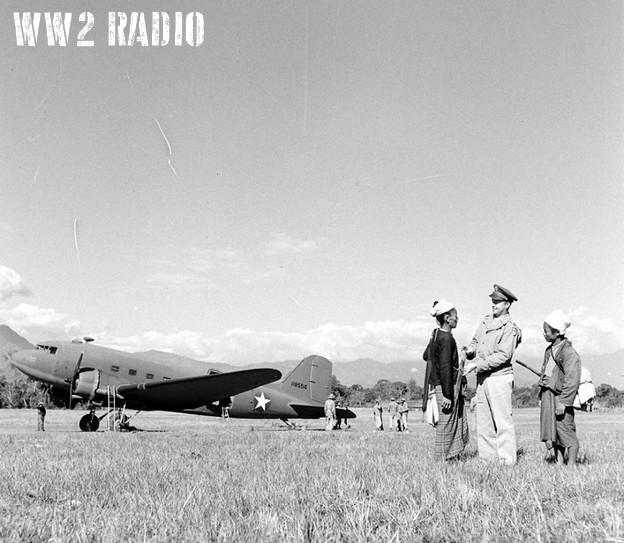 Général Clayton Bissell et 10th Air Force - Birmanie - 1943 160924095141917565