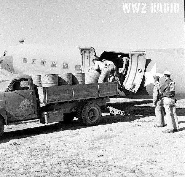 Général Clayton Bissell et 10th Air Force - Birmanie - 1943 160924101602187408