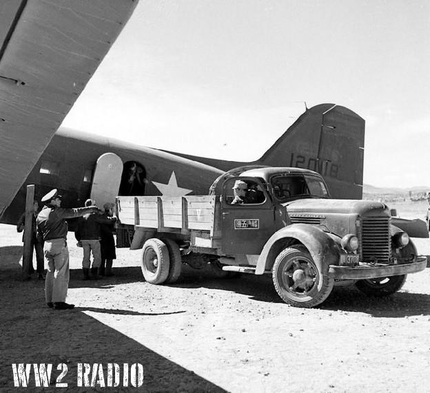 Général Clayton Bissell et 10th Air Force - Birmanie - 1943 160924101602550626