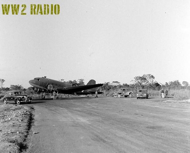 Général Clayton Bissell et 10th Air Force - Birmanie - 1943 160924103257538083